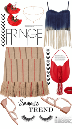 Summer Trend: Fringe