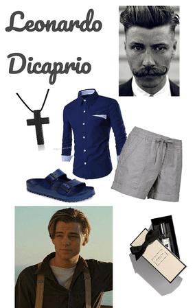 Leonardo DiCaprio sexy summer