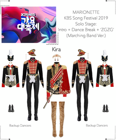 MARIONETTE (마리오네트) KBS Song Festival 2019 | Performance: Solo
