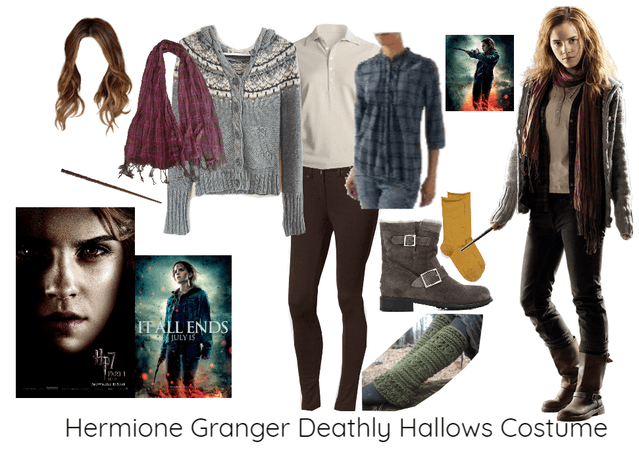 Hermione Granger Deathly Hallows Costume