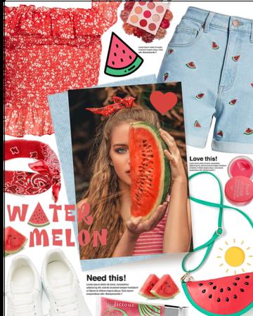 Watermelon Summer 🍉🌞