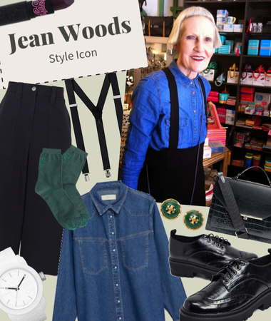 Jean Woods: Style Icon