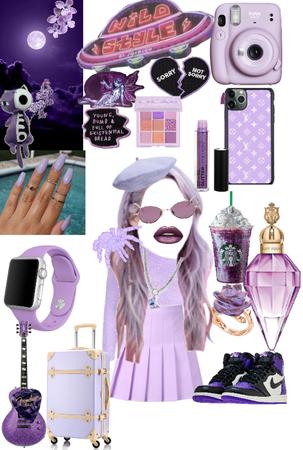 purple purple purple 💜😈👾💟