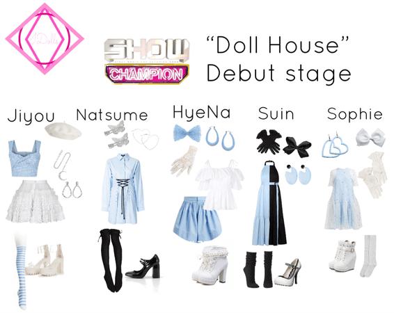 IDolls debut stage