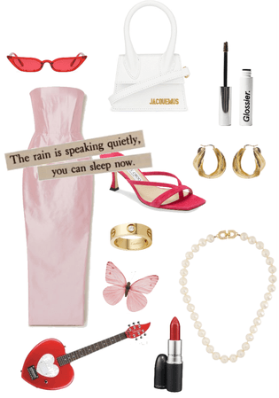 molly from uptown girls as an outfit