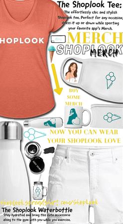 🤍✨#Merch4Days✨🤍go shop ShopLook Merch🤍✨