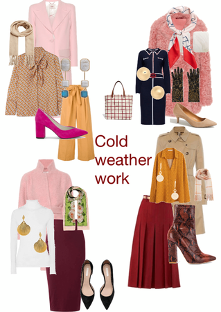 cold weather work