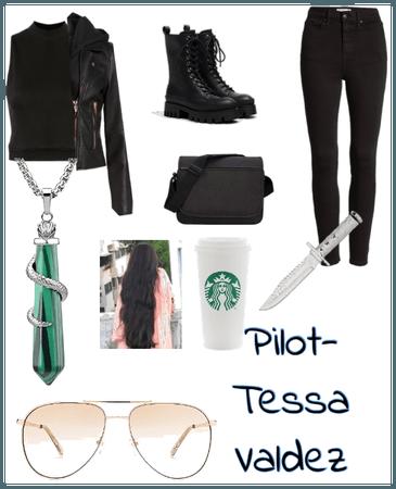 Tessa Valdez-Pilot