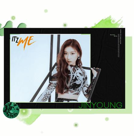 Jinyoung mini album photoshoot