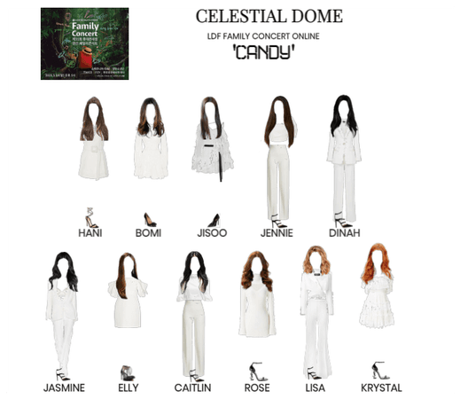 CELESTIAL DOME LDF 'CANDY'
