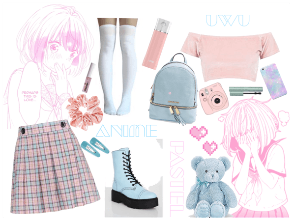 Anime Outfit
