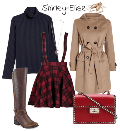 Shirley-Elise Outfit 1