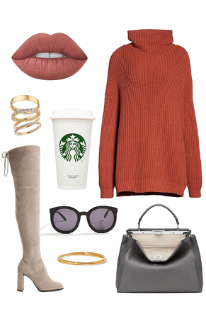 Sweater Weather: Sweater Dress