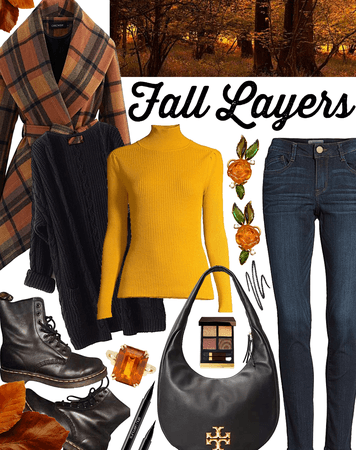 FALL 2020: Stylish Layering