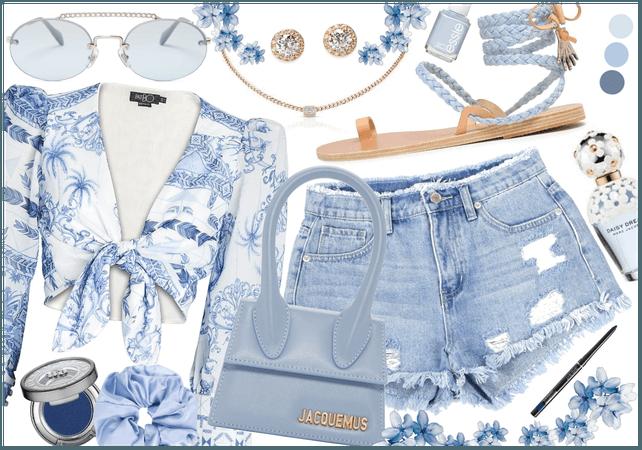 Blue Denim Dreams