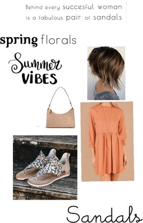 spring/summer sandals
