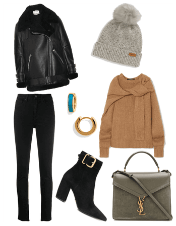 Casual autumn/winter outfit