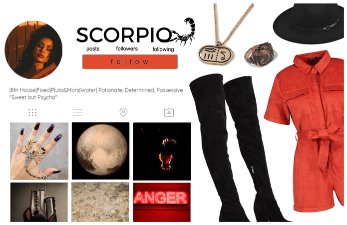 Scorpio Part III