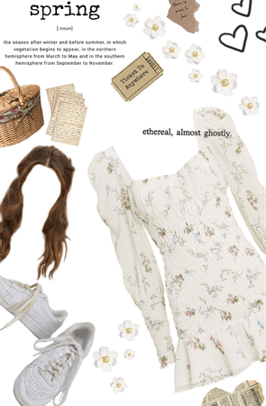 spring into spring outfit!!!