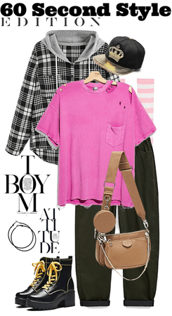 60 SECOND STYLE - Tomboy Edition