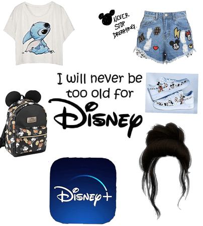 something Disney