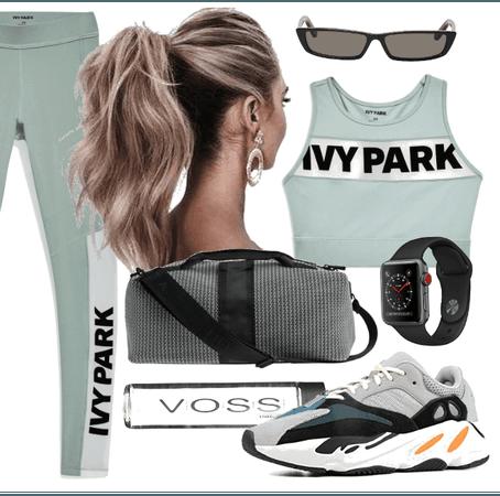 Ivy Park Street Workout Style