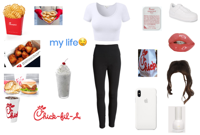 Going to Chick-Fil-A