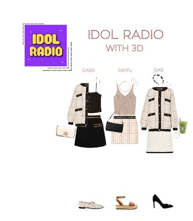 {3D}Idol Radio