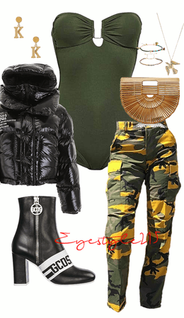 military styles