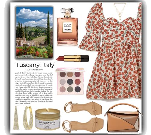 travel. Tuscany