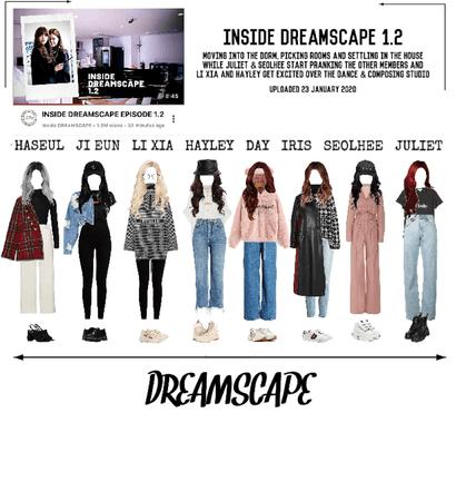 DREAMSCAPE [드림스게이프] Inside DREAMSCAPE 1.2