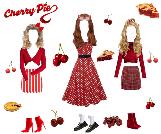 Sweet as Cherry Pie