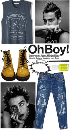 oh boy! Bringing Punk Back To Basics