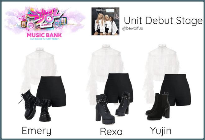 unit debut