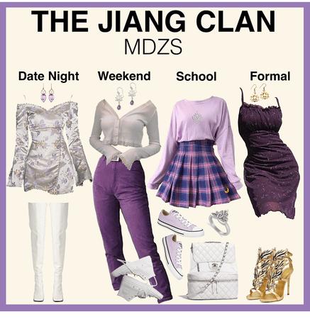 MDZS: The Jiang Clan