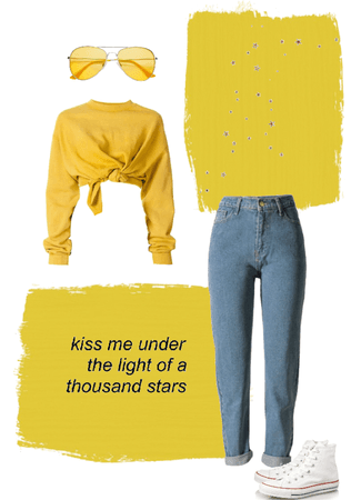 aesthetic mustard.