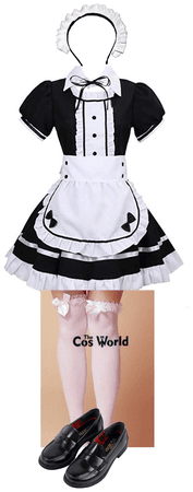 Maid outfit <3
