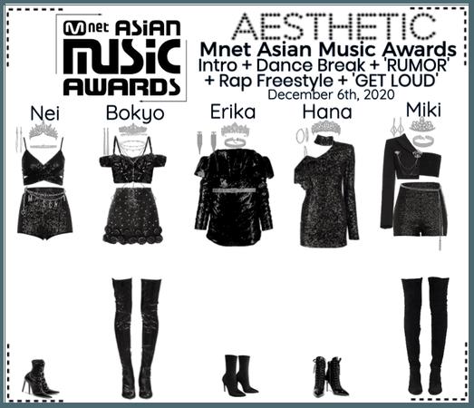 AESTHETIC (미적) [MNET ASIAN MUSIC AWARDS 2020]