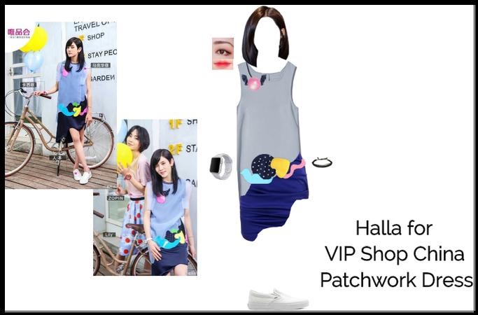 Halla for VIP Shop China 1