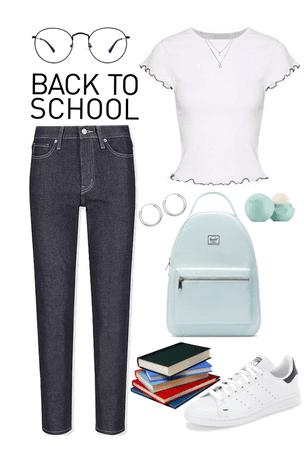 Katie: Back to School