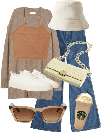 street morning outfit