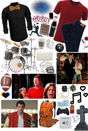 Finn Hudson - Glee