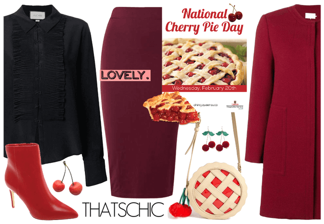 National Cherry Pie Day style