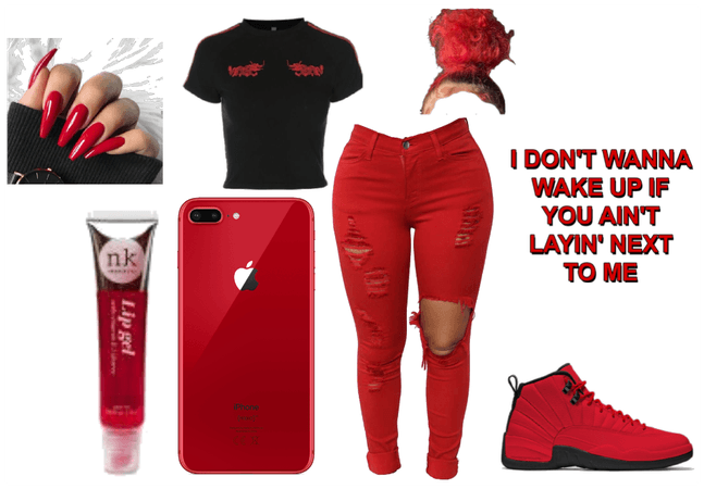 Red fit #3