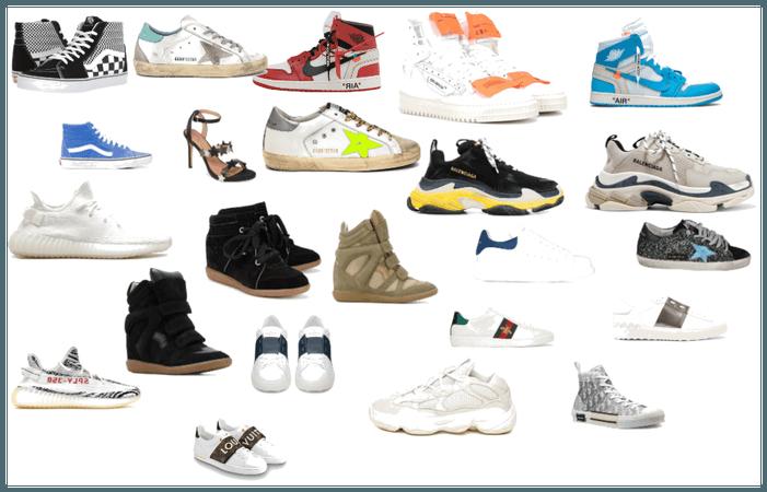 uni sneakers esd