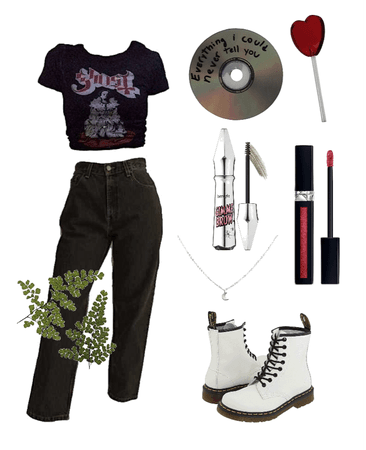 street grunge outfit
