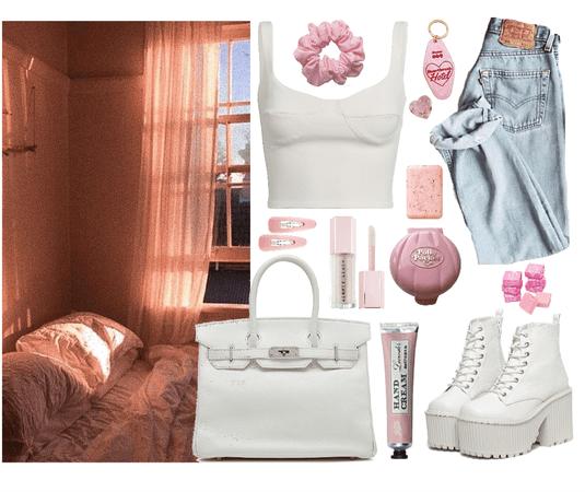 White Birkin but keep it pink