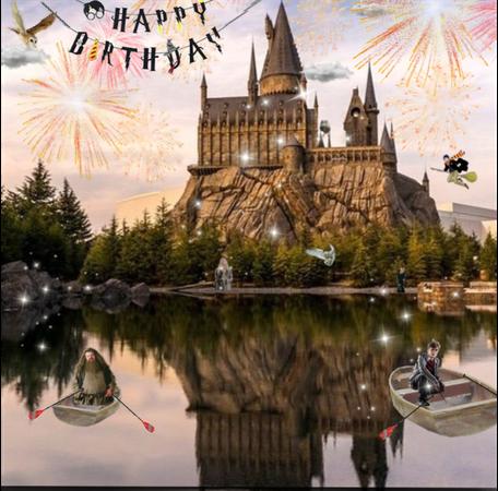 A Very Hogwarts Birthday