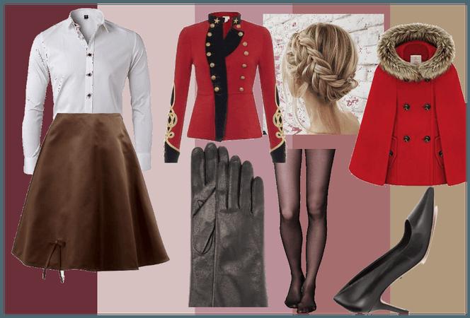 Durmstrang Female Uniform