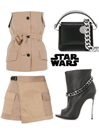 star wars inspired outfit